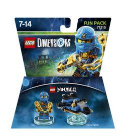 LEGO Dimensions 1: Fun: Ninjago-Jay