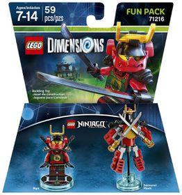 LEGO Dimensions 1: Fun: Ninjago-Nya