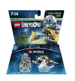 LEGO Dimensions 1: Fun: Ninjago-Zane