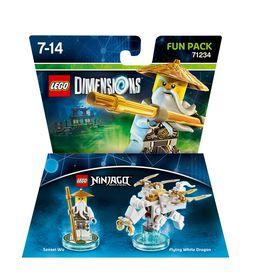 LEGO Dimensions 1: Fun: Ninjago-Sensei Wu