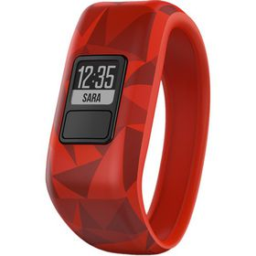 Garmin Vivofit Jr Broken Lava - Red