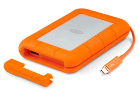 LaCie Rugged Thunderbolt and USB 3.0 Drive - 2TB