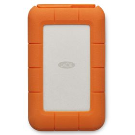LaCie Rugged Thunderbolt and USB-C Drive - 4TB