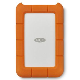 LaCie Rugged Thunderbolt and USB-C Drive - 5TB