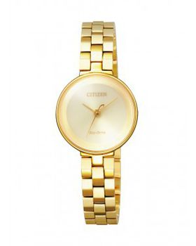 Citizen Ladies Ambulina Eco Drive Watch - EW5502-51P