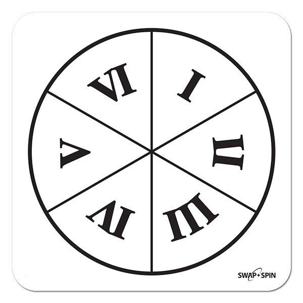 Teachers first choice swap plus spin insert roman numerals 1 buy teachers first choice swap plus spin insert roman numerals 1 loading zoom altavistaventures Image collections