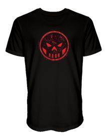 Marvel Red Skull Logo T-Shirt