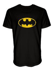 DC Batman Logo Plain T-Shirt