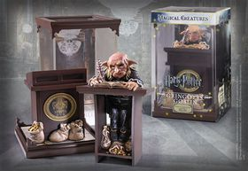 Magical Creatures - Harry Potter: Gringotts Goblin (Parallel Imports)
