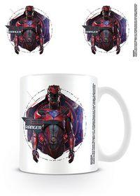Power Rangers Movie - Red Ranger Mug (Parallel Imports)