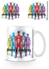 Power Rangers Movie - CMYKR Mug (Parallel Imports)