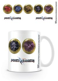 Power Rangers Movie - Coins Mug (Parallel Imports)