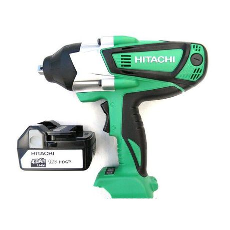 Hitachi 18v Li Ion Cordless Impact Wrench Online In South Africa Takealot