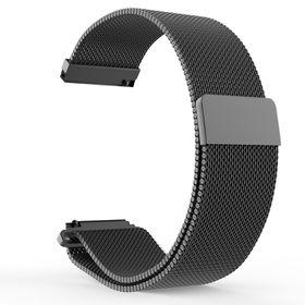 Milanese Loop for FitBit Blaze - Black