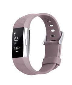 Classic Replacement Band for FitBit Charge 2- Teal (Size