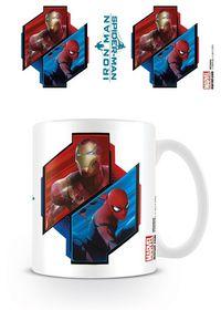 Spiderman Homecoming Duo Mug (Parallel Import)