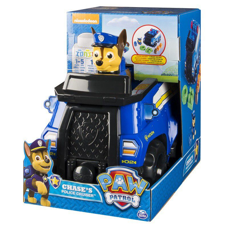 Good Paw Patrol IONIX Jr. Deluxe Vehicle   Chaseu0027s Police Cruiser ...