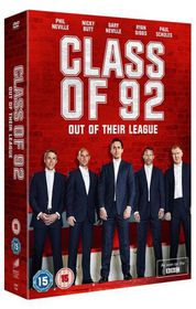 Class Of 92 Out Of Their League (DVD)