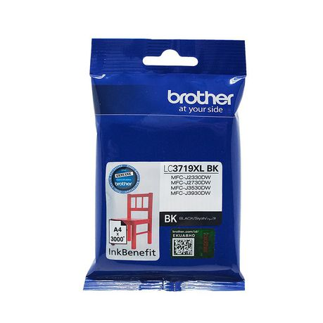 Brother LC3719XL-BK Black Ink Cartridge