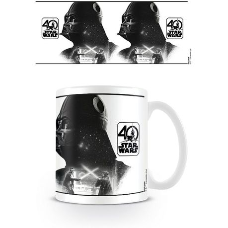 Star Wars 40th Anniversary Darth Vader Mug Parallel Import Buy