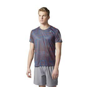 Men's adidas Response Printed Short Sleeve T-Shirt
