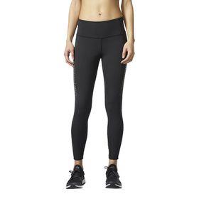 Women's adidas Supernova Seven-Eighth Printed Running Tights