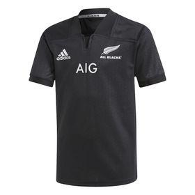 Junior adidas All Blacks Home Replica Jersey