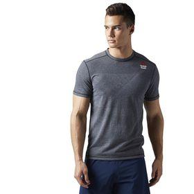 Men's Reebok CrossFit Burnout Solid T-Shirt