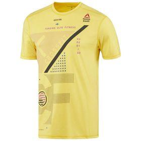 Men's Reebok CrossFit Burnout Graphic T-Shirt