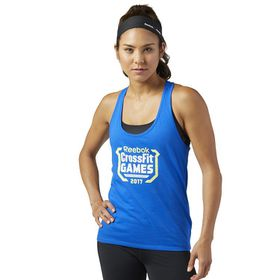 Women's Reebok CrossFit Games Tank Top