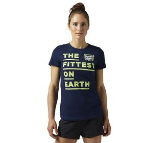Women's Reebok CrossFit Games T-Shirt