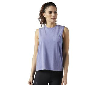 Women's Reebok Stone Wash Tank Top