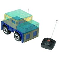 Playmags Remote Controlled Car Compatible with Magna-Tiles