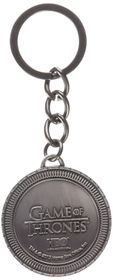 Game of Thrones Stark Shield Keychain (Parallel Import)