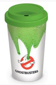 Ghostbusters - Slimed Ceramic Travel Mug (Parallel Import)