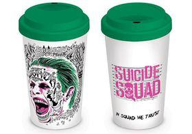 Suicide Squad - The Joker Ceramic Travel Mug (Parallel Import)