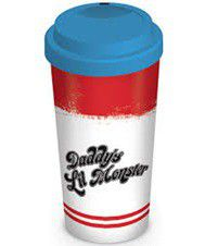 Suicide Squad - Daddy's Lil Monster Ceramic Travel Mug (Parallel Import)]