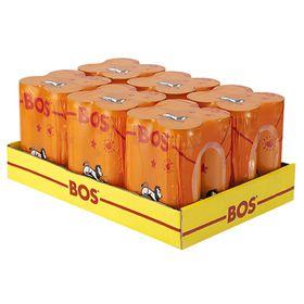 BOS Ice Tea - Peach Ice Tea - 330ml - Pack of 24