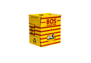BOS Ice Tea - Sugar Free Lemon Ice Tea - 1 Litre - Pack of 6