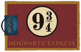 Harry Potter - Platform 9 ¾ Doormat (Parallel Imports)