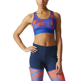 Women's adidas Stella Sport Printed Bra (Size: MAB)