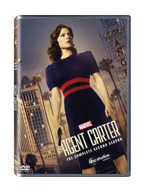 Marvel Agent Carter Season 2 (DVD)