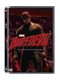 Marvel Daredevil Season 2 (DVD)