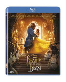 Beauty & The Beast (Live Action) (Blu-ray)