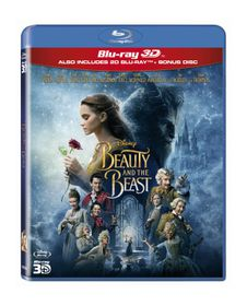 Beauty & The Beast (Live Action) (3D+2D Blu-ray Superset)
