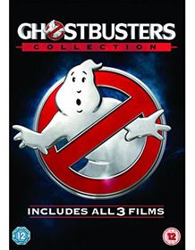 Ghostbusters Collection 1-3 (DVD)