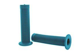 Fluid Trick BMX Grips - Blue