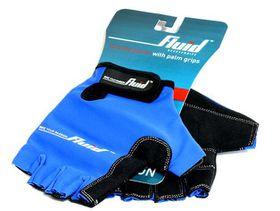 Junior Fluid Cycling Gloves - Blue
