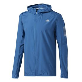 Men's adidas Response Hooded Wind Running Jacket