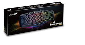 Genius Keyboard, USB Scorpion K9 Black (PC)